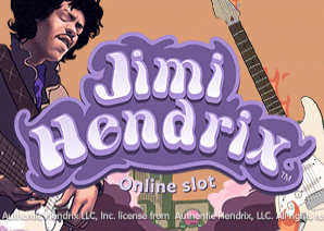 Jimmy Hendrix new slot in april 2016